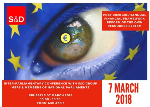 Στις Βρυξέλλες ο Γ. Μανιάτης σε Συνέδριο των Ευρωπαίων Σοσιαλιστών και Σοσιαλδημοκρατών