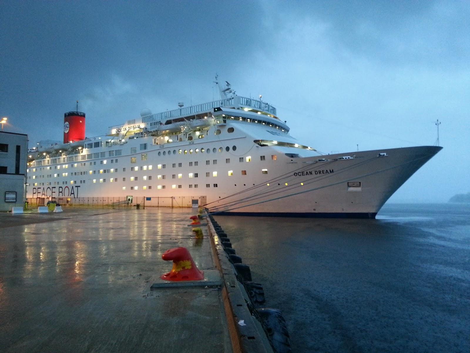 ocean dream peace boat