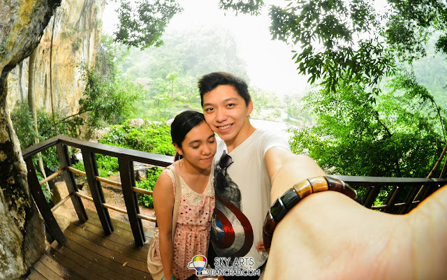 Have a beautiful view of the surrounding from The Balcony @ The Banjaran Hotsprings Retreat, Ipoh