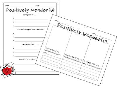 https://www.teacherspayteachers.com/Product/Self-Esteem-Positive-Thinking-Worksheets-101926