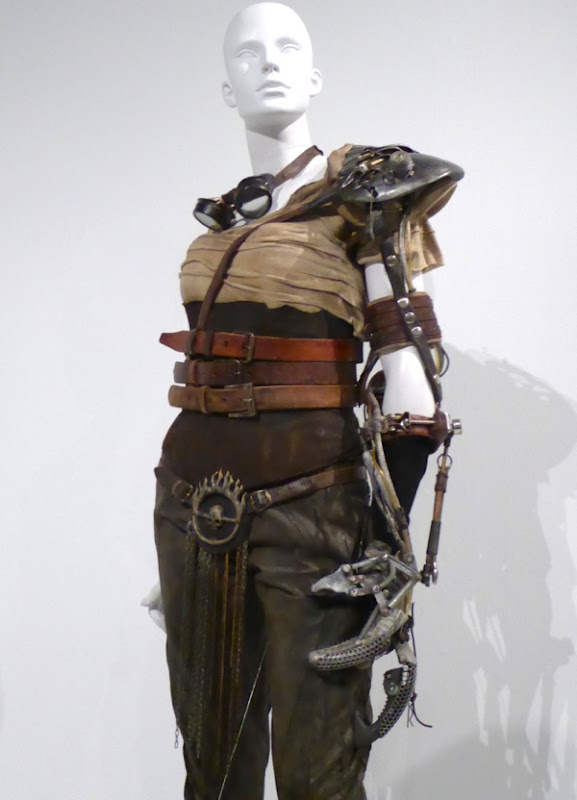 Mad Max: Fury Road Furiosa movie costume