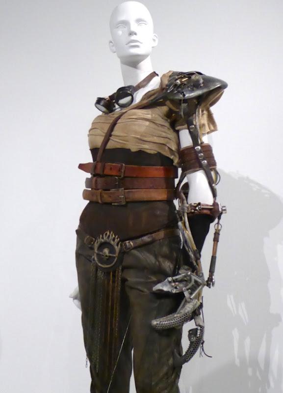 Mad Max: Fury Road Furiosa movie costume