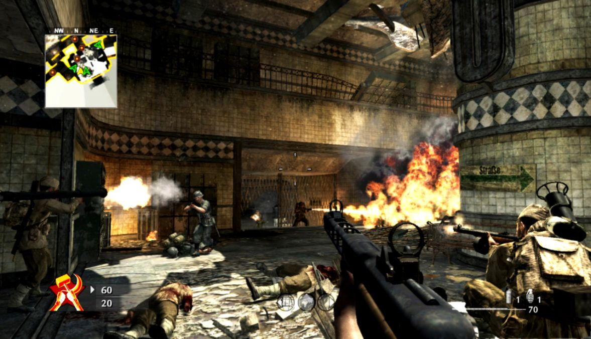 Call Of Duty World At War Map Wallpaper | Wallpapers Mobile