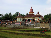 Wisata Religi di Kuil Vihara Saddhagiri Pati Terbesar Asia