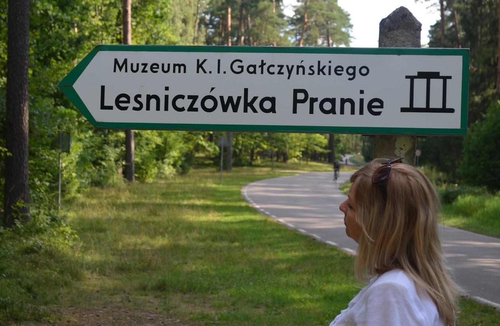 Moje Podróże Literackie Pranie Gałczyńskiego