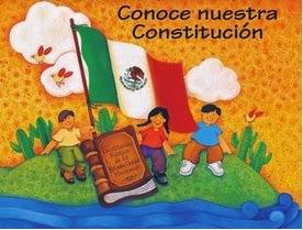 Libro de texto Conoce nuestra Constitución Cuarto grado. Ciclo escolar 2014-2015.