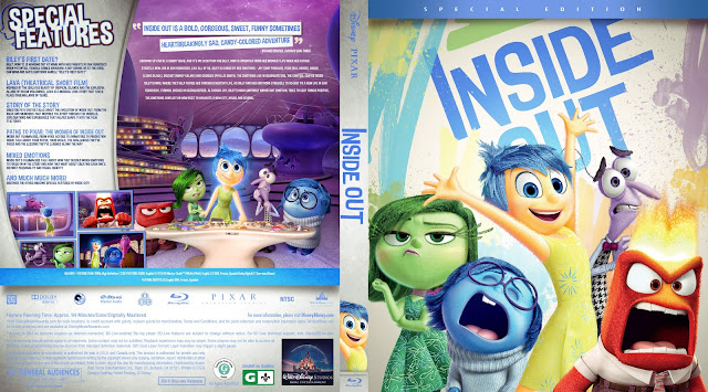 Inside Out Bluray Cover