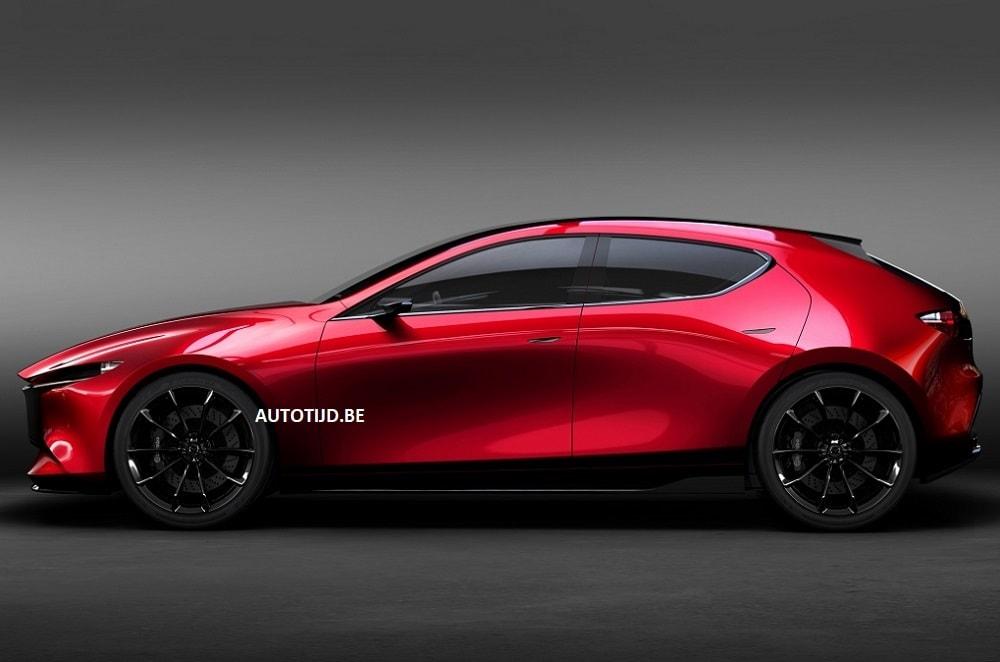 Mazda Kai Concept (2019 Mazda3)  Redflagdealscom Forums