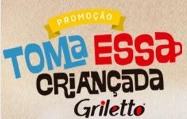 Promoção Griletto Dia das Crianças 2017 Toma Essa Criançada Canecas