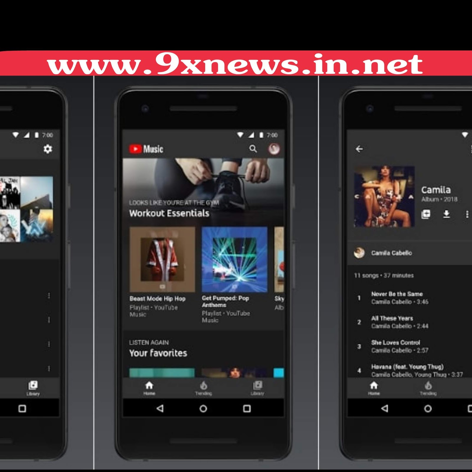 YouTube Music and YouTube Premium Service Launch in India