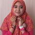 Tutorial Hijab Segi Empat Simpel Ala Natasha Farani