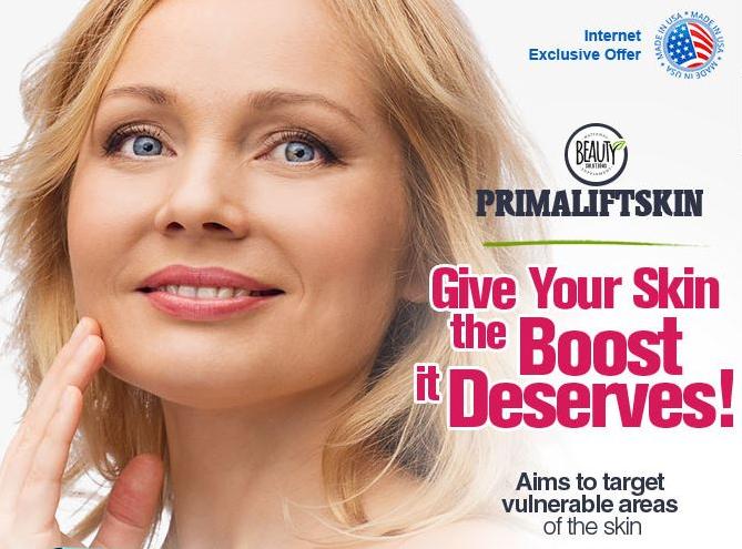 PrimaLift Skin, defeat premature aging !