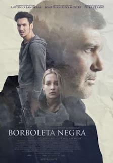 Black Butterfly - Poster & Trailer