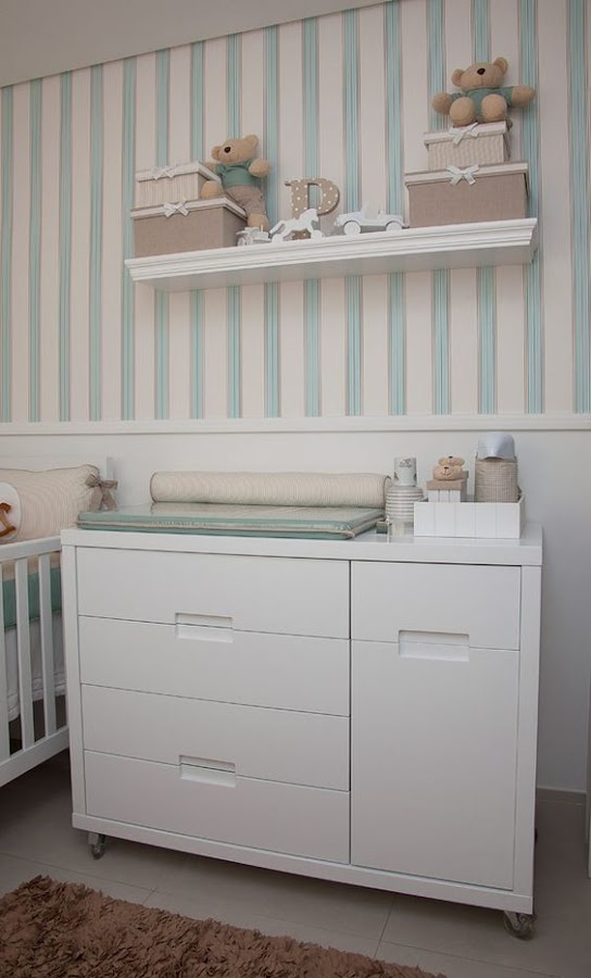 Que muebles necesita un bebe
