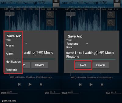 Cara Memotong Durasi Lagu MP3 di Android