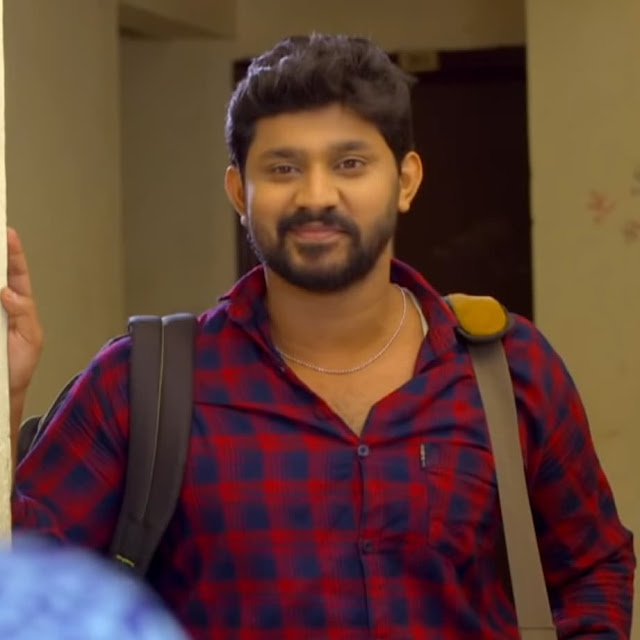 Winsaagar as John Samuel in Bhramanam serial