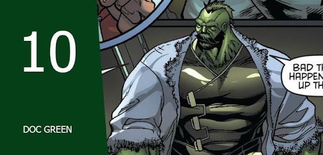 superhero yang lebih kuat dari hulk