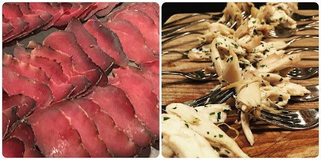 courses at River Cottage HQ - brined meat #RiverCottageChristmas