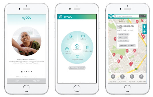 The Future Mobile Apps in Health Care Industry