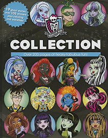 MH Monster High Collection Media