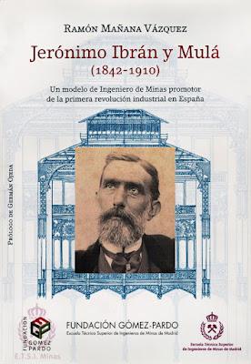 Jerónimo Ibrán, libro de Ramón Mañana