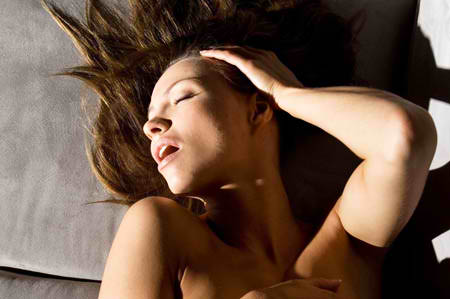 Increase female satisfaction during sex