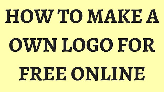 make a own logo for free