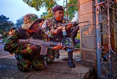 israeli soldiers kenya attack