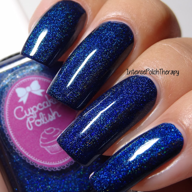 Cupcake Polish - Bat-chelor Pad