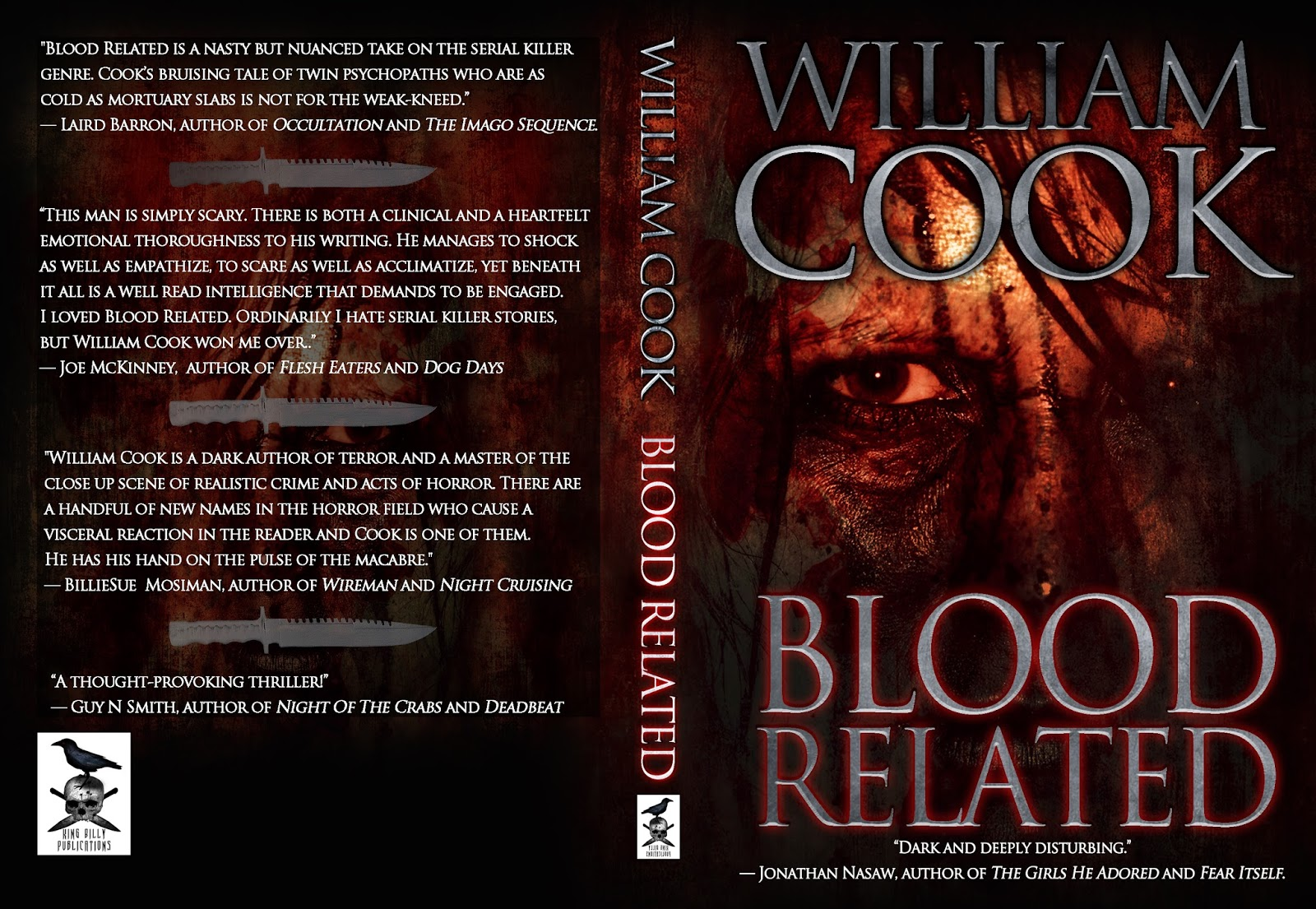 William Cook Writer News And Free Book Promotion