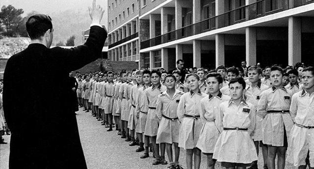 Torturas a menores en los internados del franquismo
