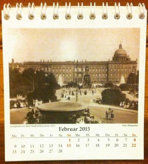 Stadtschloss e o Lustgarten  em Berlim