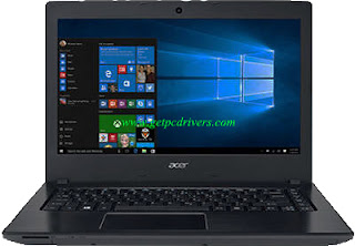 Acer Aspire E5-475G Intel Serial IO XP