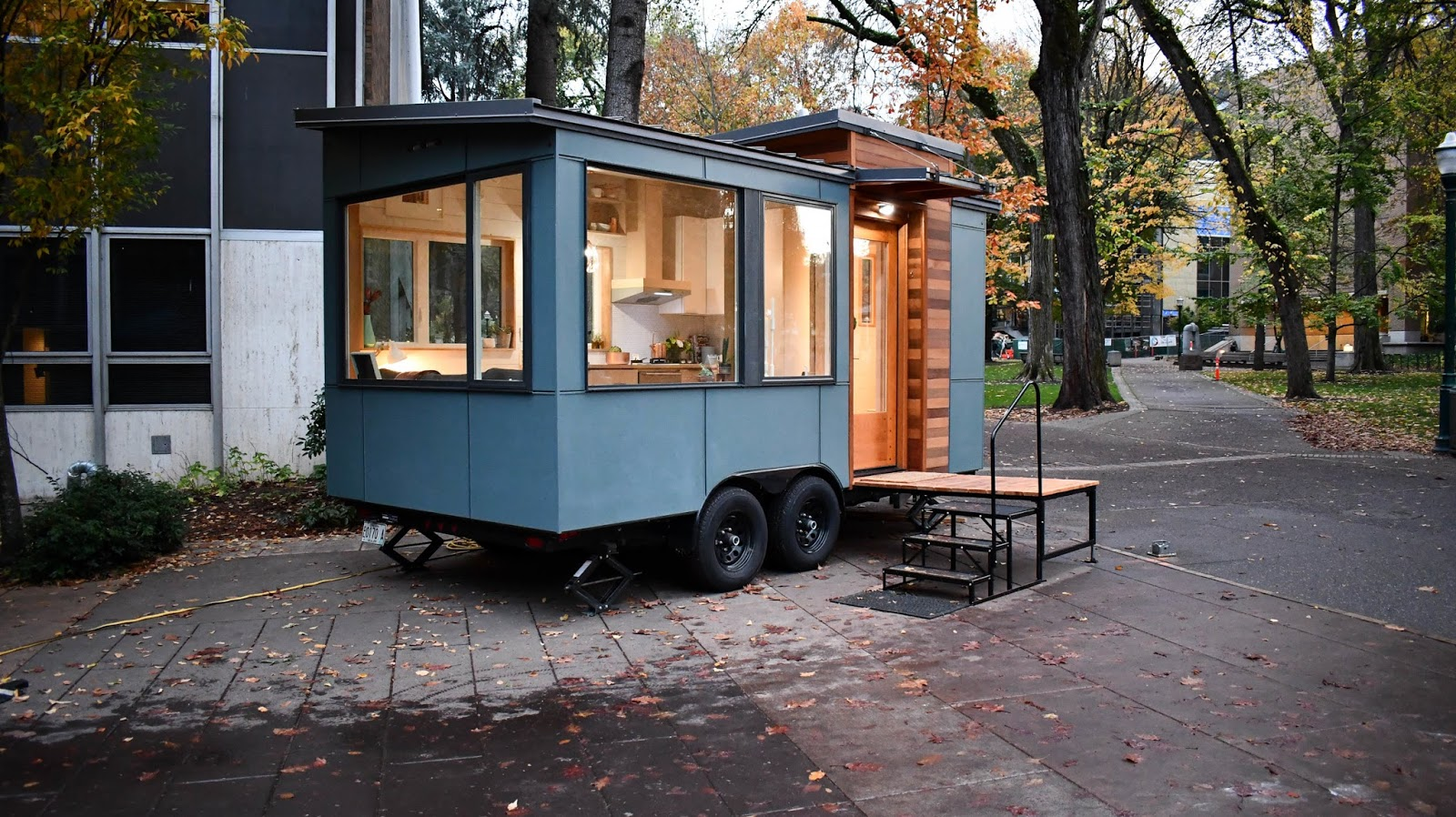 Tiny house town the verve lux from tru form tiny homes you can also check out these other tiny houses from tru form the payette and tess malvernweather Images