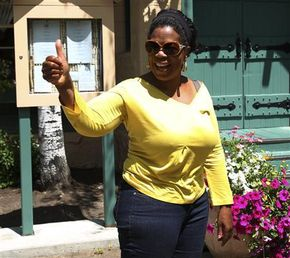 Entertainment News: Oprah Winfrey saves father's barber shop