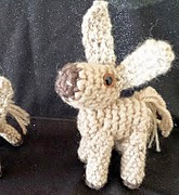 http://www.ravelry.com/patterns/library/amigurumi-donkey-in-2-sizes