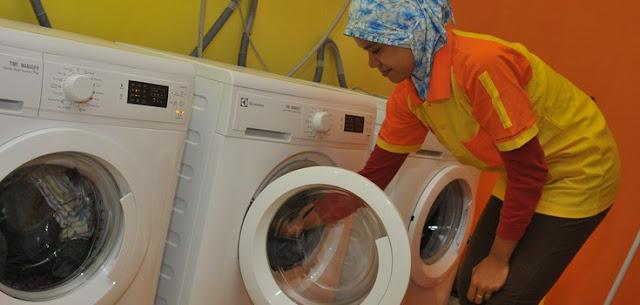 Usaha Laundry Kiloan Prospek Bisnis Rumahan
