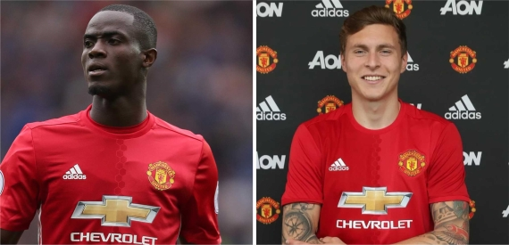 The partnership of Eric Bailly & Victor Lindelof could be the next Rio Ferdinand & Nemanja Vidic.