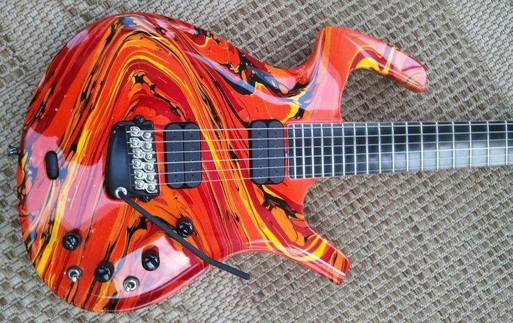 The Unique Guitar Blog: Parker Guitars - Ken Parker