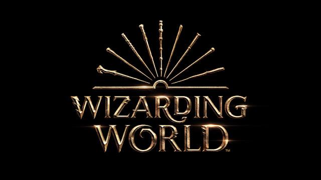 O novo logotipo do 'Mundo Mágico' | Ordem da Fênix Brasileira