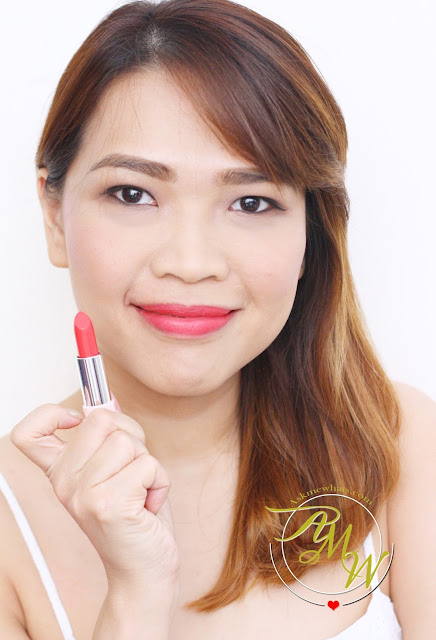 a photo of Nikki Tiu AskMeWhats Etude House Dear My Blooming Lips-Talk Chiffon