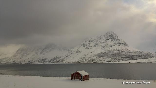 Ullsfjorden - Tromso por El Guisante Verde Project
