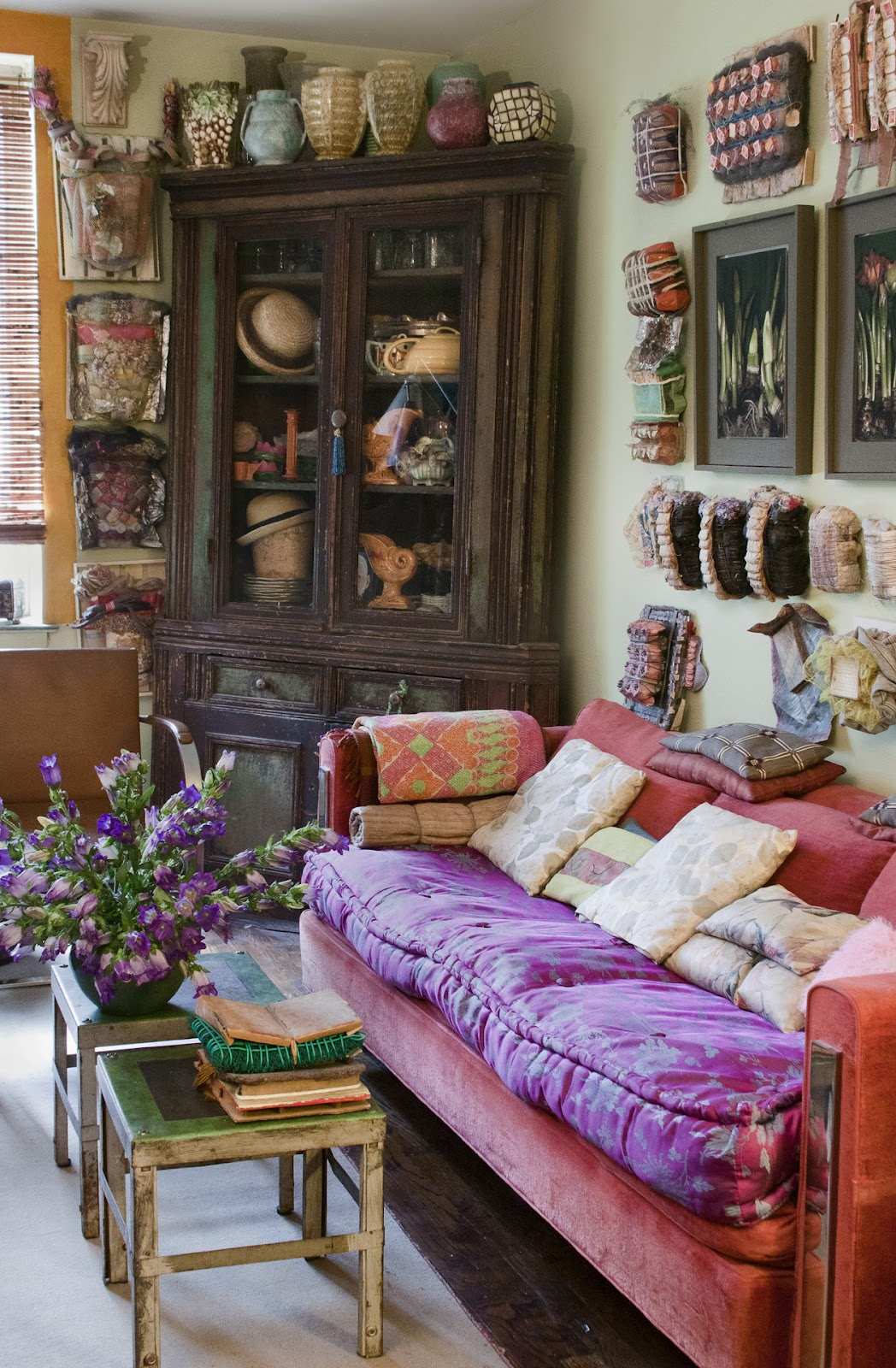 Gypsy Decor Style Tips And Pics: * T H E * V I S U A L * V A M P *: House Of Fifty