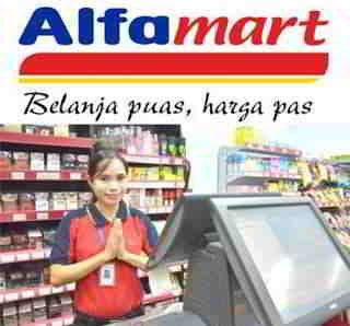 Lowongan Kerja Alfamart Hertasning 3 Makassar