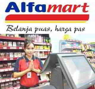 Toko Alfamart Cendrawasih 3 Terima Crew dan MRO