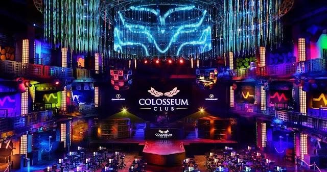 Colosseum Diskotik Dan Club Malam