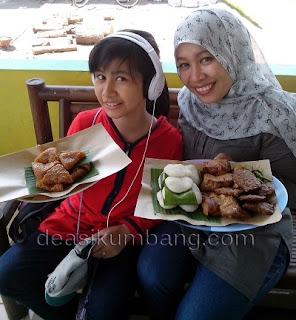 Wisata Kuliner | Jadah Tempe Mbah Carik Kaliurang Yogyakarta