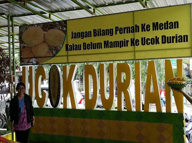 Kedai Durian Ucok - Wisata Kuliner Medan Paling Enak 2017
