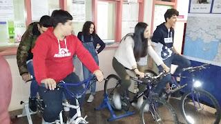 pedalando pola paz