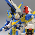 "Custom Build: HGUC 1/144 V2 Assault Buster Gundam ""Detailed"""
